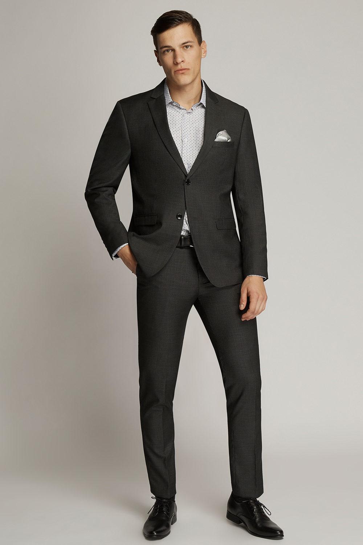 Charcoal Suit Hire
