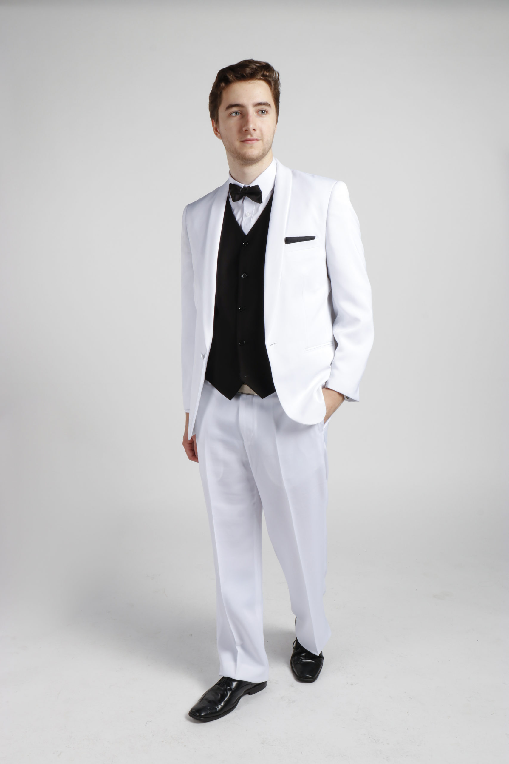 White Suit Hire