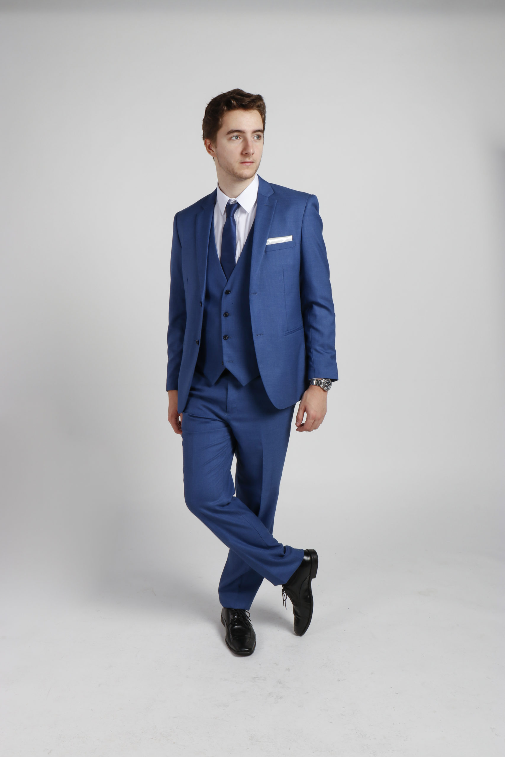 Royal Blue Suit Hire